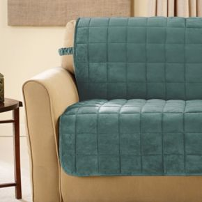 Sure Fit Deluxe Comfort Armless Sofa Slipcover