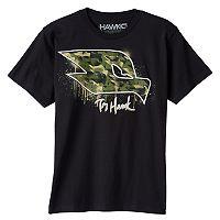 Boys 8-20 Tony Hawk Camouflage Logo Tee