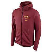 Men's Nike Iowa State Cyclones Elite Fleece Hoodie