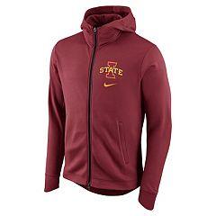 Men's Nike Iowa State Cyclones Elite Fleece Hoodie