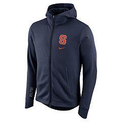Men's Nike Syracuse Orange Elite Fleece Hoodie