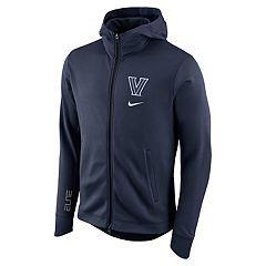 Men's Nike Villanova Wildcats Elite Fleece Hoodie