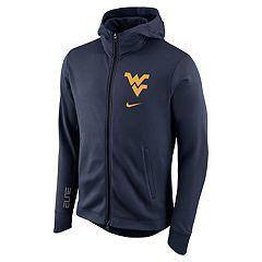 Men's Nike West Virginia Mountaineers Elite Fleece Hoodie