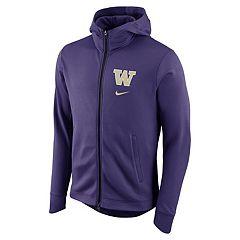 Men's Nike Washington Huskies Elite Fleece Hoodie