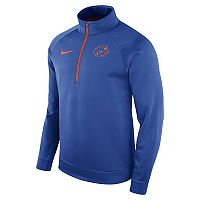 Men's Nike Boise State Broncos Quarter-Zip Therma Top