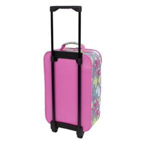 3-Piece Kids Butterfly Luggage Set
