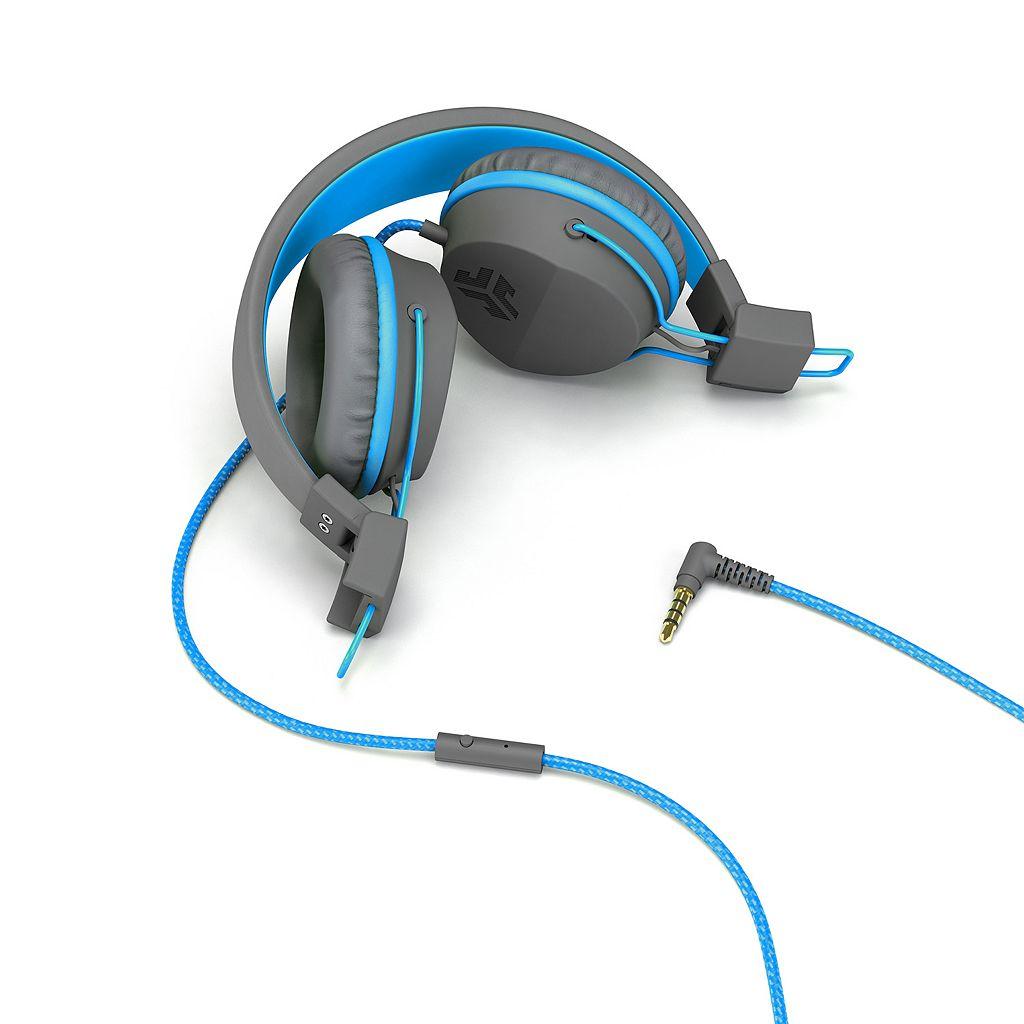 Kids JLab JBuddies Studio Volume Safe Over-Ear Headphones