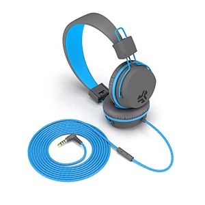 Kids JLab JBuddies Studio Volume Safe Over-Ear Headphones
