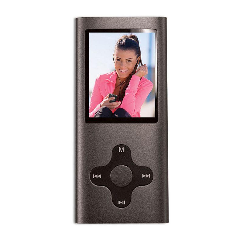 JLab Eclipse 180 PRO MP3 & Video Player, Grey