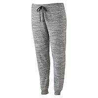 Juniors' Plus Size SO® Elastic Waist Jogger Pants