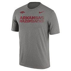 Men's Nike Arkansas Razorbacks Legend Staff Dri-FIT Tee
