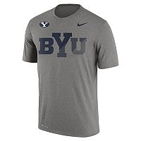 Men's Nike BYU Cougars Legend Staff Sideline Dri-FIT Tee