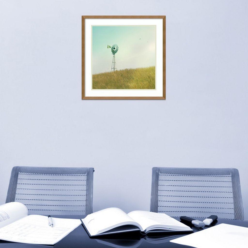 Amanti Art Farm Morning IV Framed Wall Art