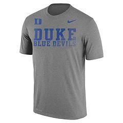 Men's Nike Duke Blue Devils Legend Staff Sideline Dri-FIT Tee