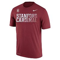 Men's Nike Stanford Cardinal Legend Staff Sideline Dri-FIT Tee