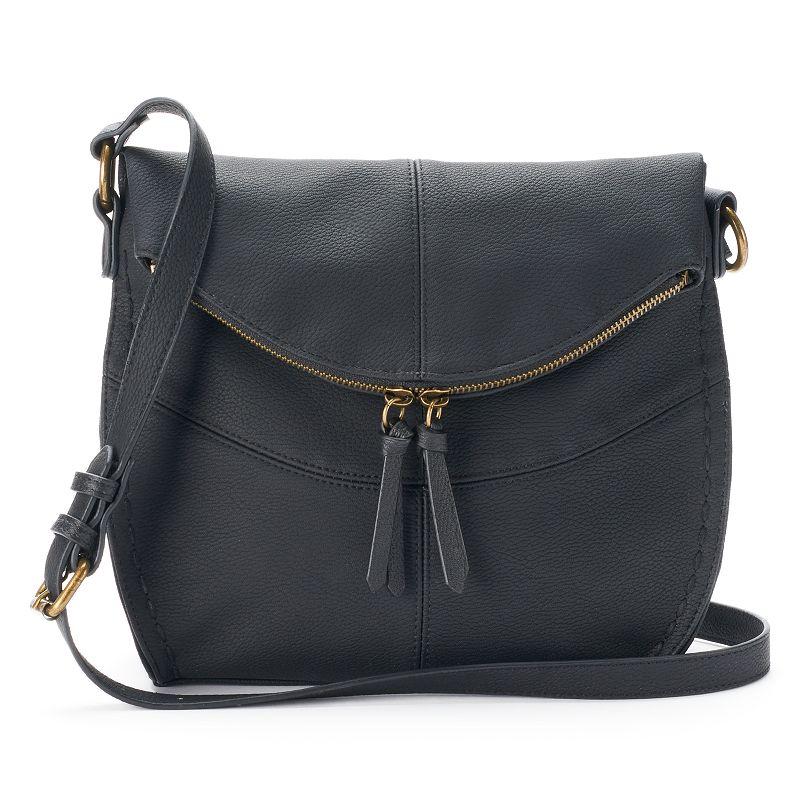 8622a19ce50b SONOMA Goods for Life™ Shelia Flap Crossbody Bag