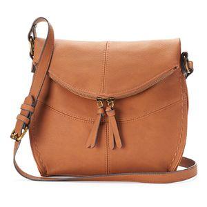 Sonoma Goods For Life® Shelia Flap Crossbody Bag