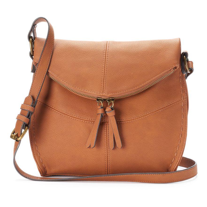 949cfbebbef53 ... Life™ Shelia Flap Crossbody Bag · View Larger