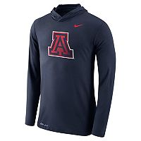 Men's Nike Arizona Wildcats Dri-FIT Hooded Tee