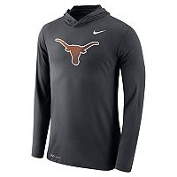Men's Nike Texas Longhorns Dri-FIT Hooded Tee