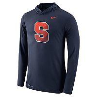 Men's Nike Syracuse Orange Dri-FIT Hooded Tee