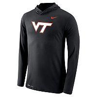 Men's Nike Virginia Tech Hokies Dri-FIT Hooded Tee