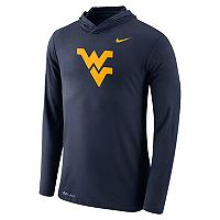 Men's Nike West Virginia Mountaineers Dri-FIT Hooded Tee