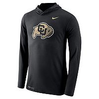 Men's Nike Colorado Buffaloes Dri-FIT Hooded Tee