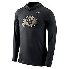 Men's Nike Colorado Buffaloes Dri-FIT Hooded Tee