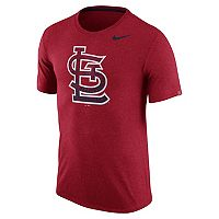 Men's Nike St. Louis Cardinals Triblend Tee