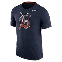 Men's Nike Detroit Tigers Triblend Tee