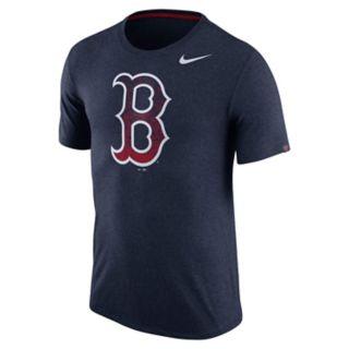 Men's Nike Boston Red Sox Triblend Tee