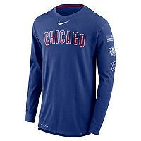Men's Nike Chicago Cubs Deflect Dri-FIT Tee