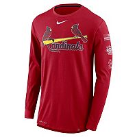 Men's Nike St. Louis Cardinals Deflect Dri-FIT Tee