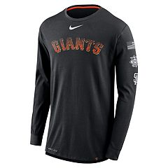 Men's Nike San Francisco Giants Deflect Dri-FIT Tee