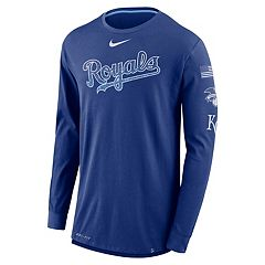 Men's Nike Kansas City Royals Deflect Dri-FIT Tee