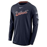 Men's Nike Detroit Tigers Deflect Dri-FIT Tee