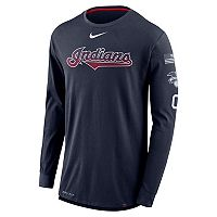 Men's Nike Cleveland Indians Deflect Dri-FIT Tee