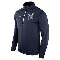 Men's Nike Milwaukee Brewers Pullover
