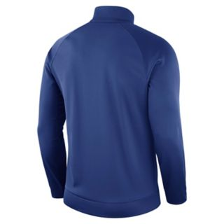 Men's Nike New York Mets Bench Therma-FIT Pullover