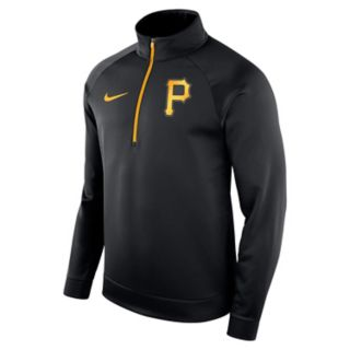 Men's Nike Pittsburgh Pirates Bench Therma-FIT Pullover