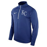 Men's Nike Kansas City Royals Bench Therma-FIT Pullover