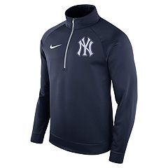 Men's Nike New York Yankees Bench Therma-FIT Pullover