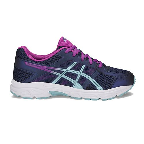 girls asics trainers size 1