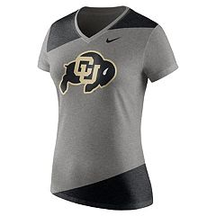 Women's Nike Colorado Buffaloes Champ Drive Tee