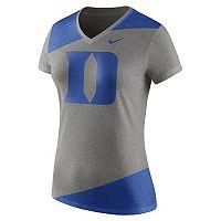 Women's Nike Duke Blue Devils Champ Drive Tee