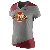 Women's Nike Iowa State Cyclones Champ Drive Tee