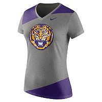 Women's Nike LSU Tigers Champ Drive Tee