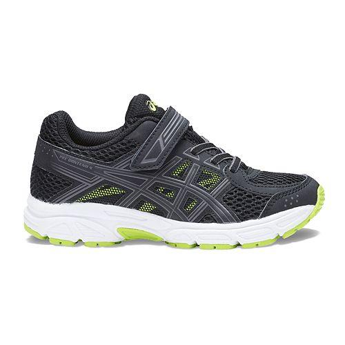 asics gel boys running shoes