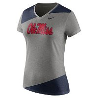 Women's Nike Ole Miss Rebels Champ Drive Tee